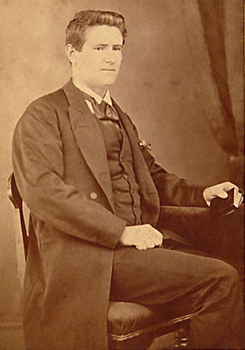 Reverend Edwin Foley Parker